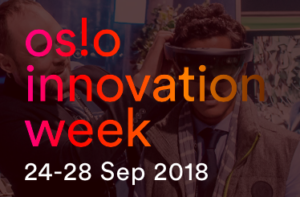 Logo Oslo Innovation Week